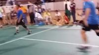 牡丹江哈尔滨毽球决赛