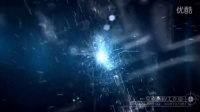 ZHIJI3优雅蓝色高科技穿越 AE模版 LOGO演绎