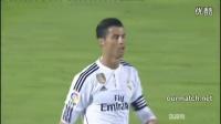 视频 迪拜/迪拜杯/皇马2/4负AC米兰 C罗破门本泽马中点沙拉维两球