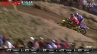 [越野赛事]Romain Febvre and Clement Desalle battle MXGP2015'-越野摩托车赛-MOTUO.COM.CN