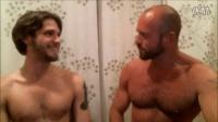 Gay porn star Duncan Black