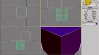 3Dmax室内设计2.用布尔运算来创建桌子