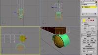 3.3Dmax多种建模方式创建电脑椅-1