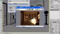 35、3dmax 如何实现VRAY夜晚灯光打光方法 3dmax教程