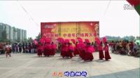 鱼台县罗屯乡孙楼村代表队 扇子舞 走进新时代 摄影制作:平安(155)
