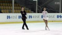 ISU 2015 Jr.Grand Prix Free Dance Riga Xibei_LI & Guangyao XIANG CHN