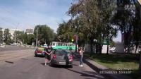 在俄罗斯开车太危险了!