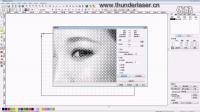 RDworksV8教程 : 10 如何设置图片雕刻参数