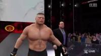WWE 2K16 Entrances- Brock Lesnar