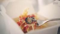 【法国/美食】培根鲜蔬披萨_hd2