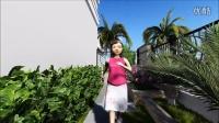 万科别墅景观设计场景动画—未央造园