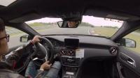 马牌SportContact6德国赛道A45AMG体验
