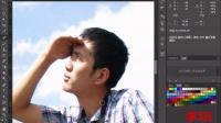 [PS]PS污点修复画笔工具PS教程Photoshop自学基础教程CS6学习教程CC入门到精通