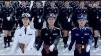 中国女兵 中国阅兵式女兵的飒爽英姿_超清