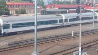 K7002次牡丹江到哈尔滨车体已换为BSP