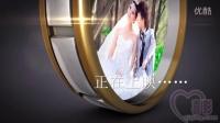 A200旋转戒子婚礼预告片头--喜影网AE模板