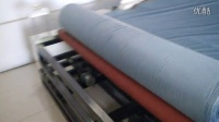 auto feeding machine roll back the fabrics