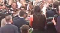 全娱乐早扒点 2015 9月 约翰尼·德普携妻亮相威尼斯 《五十度灰》女主裸背抢镜 150905