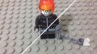 lego乐高s牌恶灵骑士