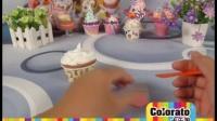 卡乐淘超轻粘土-纸杯蛋糕DIY示范