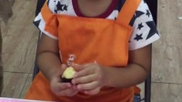 第一次自己做月饼