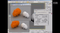 3dmax Vray标准材质——反射(一)【模型云】