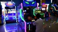 星际大战 亲子游戏机 益智游艺机 双人射球机 射击机 打枪机 室内游乐项目 广州游乐设备生产厂家