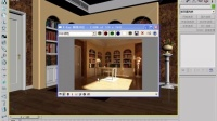 18、VRay for Sketchup 教程 谷建老师主讲 灯光篇 13-面光源-3