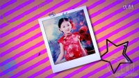 A170趣味卡通风格儿童生日片头--喜影网AE模板