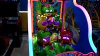 水果派对 投篮机 投球机 投币游戏机 儿童益智游艺机 大型电玩城室内游乐设施