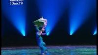 第十届桃李杯舞蹈比赛高清完整版 徐曼妮《咏荷》 民族民间舞 青年A级 剧目男子女子独舞(流畅)