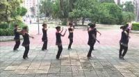 深圳市光明新区玉律公园舞蹈队 广场舞 美女恰恰