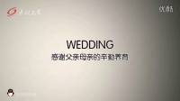 f34创意婚礼开场 婚庆片头模板 会声会影模板 会声会影片头模板