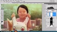 PS视频教程基础教程通道抠图修复童年老照片_(new)