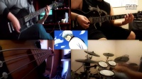Gintama 银魂OP 9 - Tougenkyou Alien by serial TV drama - Band Cover