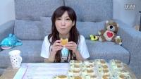 【大食い】北海道芝士小蛋糕x50+牛奶1.5L【木下ゆうか】