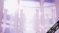 L00301精品冲冠LED视频设计大屏幕素材 欧式罗马柱婚庆婚礼结婚宫