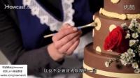 锦瑟翻译--20 如何给蛋糕涂金粉--婚礼翻糖蛋糕