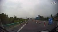 第014起:高速超速100%还多,万幸有测速仪!——行车记录仪记录一生中遇到的交通事故!