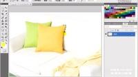 ps抠图教程 ps cs5教程3.5  利用【磁性套索工具】选择复杂图像