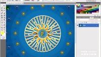 ps抠图教程 ps cs5教程3.2  利用【椭圆选框工具】抠圆形图像