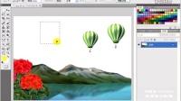ps抠图教程 ps cs5教程3.3  利用【套索工具】更改图像色彩