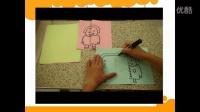 2015优质课视频《哈哈镜 笑哈哈》小学美术岭南版一上第6课-深圳-海滨实验学校:余奕奕