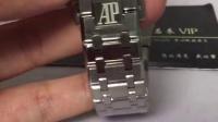 视频: AP15400 3120机芯 顶级复刻 N厂 noob 高仿