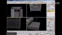 3dmax 室内建模语音讲解系列(五十二)【模型云】