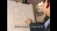人物素描教程_画速写用什么笔_朱传奇素描头像教学视频