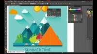 51rgb-ps教程ai教程扁平化设计网页设计icon设计海报设计页面
