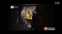 """《我们结婚了》世界版""""吸血夫妇""""去看的韩国涂鸦秀hero演出"""