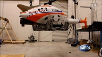 DARPA 的遥控直升机长出腿了