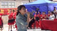 年轻漂亮的红坊傅氏媳妇演唱闽南歌《爱拼才会赢》